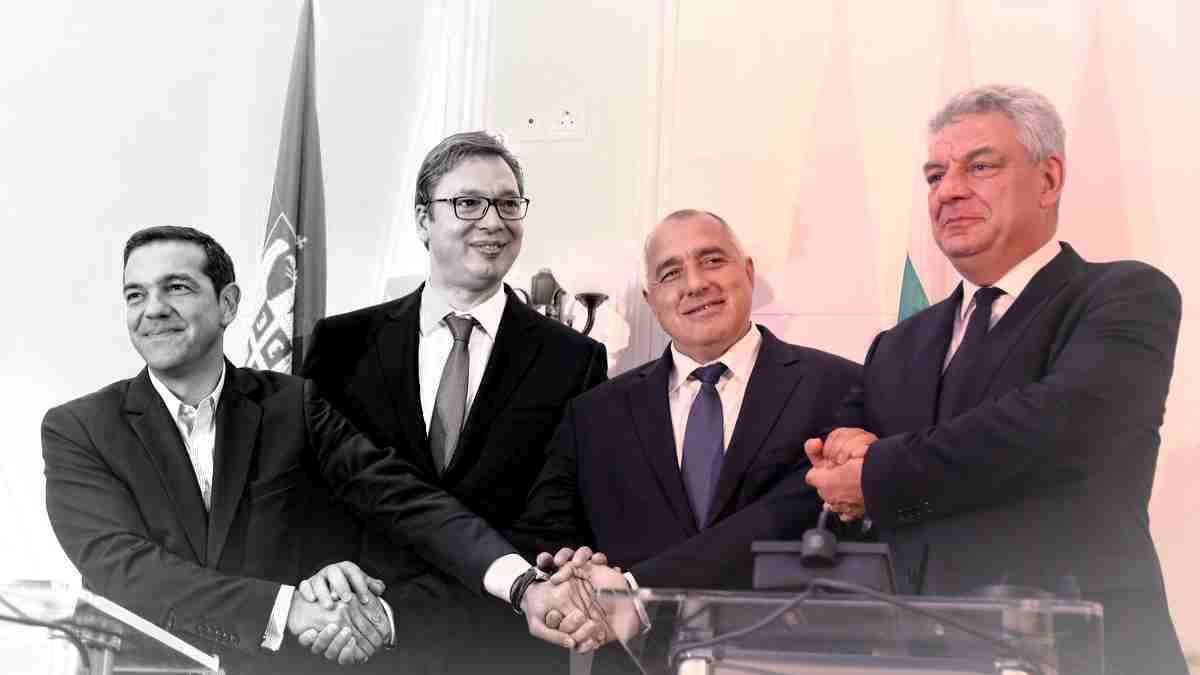 """""""Посланието, което излъчваме от Балканите, е мир, стабилност и просперитет #Bulgaria #Greece #Serbia #Romania"""