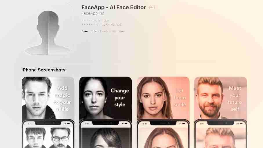 Какво се крие зад FaceApp?