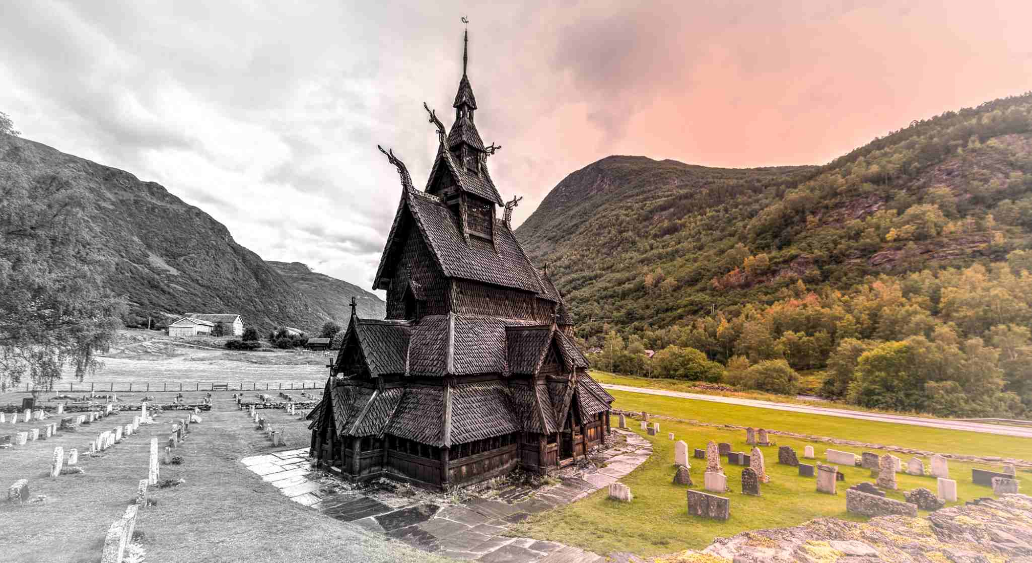 Норвежки пейзаж