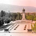 паметник на Съветската армия София