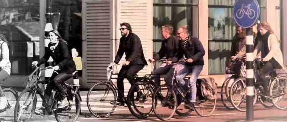 Велосипедистът е цар