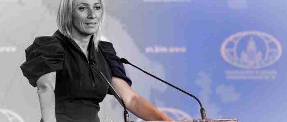 Захарова: Русия е обезпокоена от обвиненията в шпионаж в България