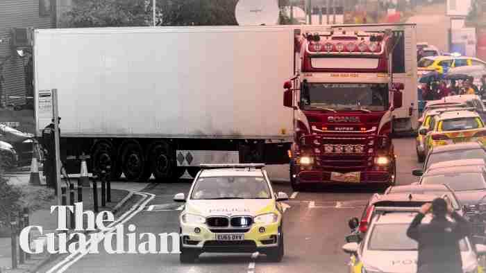 Защо са загинали 39-мата в българския камион?