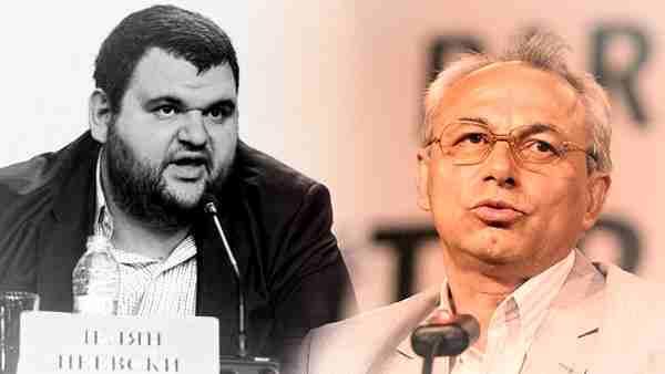 Делян Пеевски и Ахмед Доган