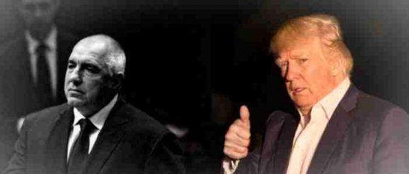 Борисов с Тръмп