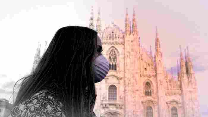 Италия: коронавирус уби близо 500 души само за един ден