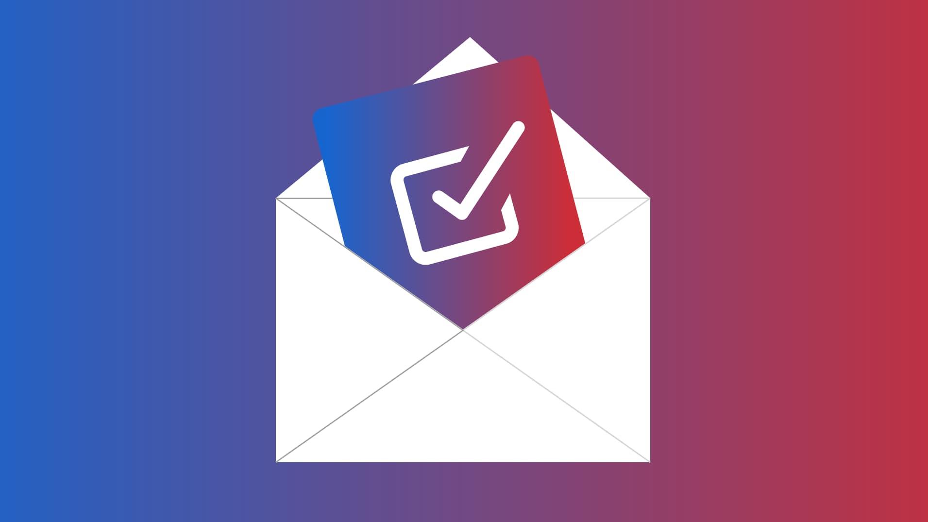 Гласуване по пощата 2021
